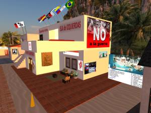 Izquierdas en Second Life